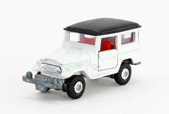 Toyota Land Cruiser (White/Black) *** VHTF ***