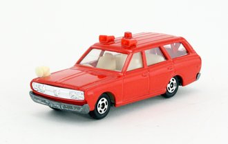 Toyota Cedric Station Wagon Red Fire Chief (Red) *** VHTF ***