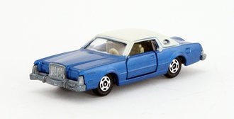 Lincoln Continental Mark IV (Blue)