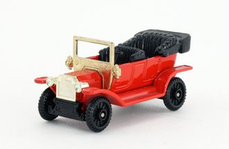 Ford Model T Touring Open (Red/Black)