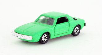 Fiat XI/9 Sports Car (Green)