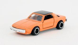 Fiat XI/9 Sports Car (Orange)