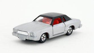 Ford Mustang II Ghia (Silver/Black)