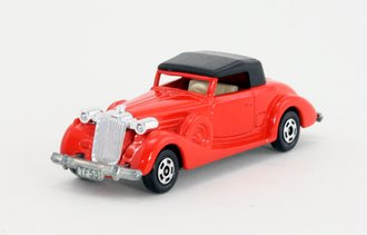 Packard Coupe Roadster (Red)