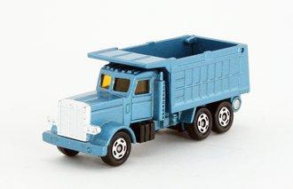 American Peterbilt Dump Truck (Blue)