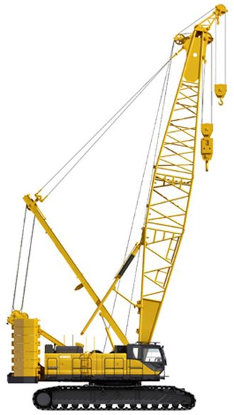 Kobelco CKE7200 Crawler Crane (Japanese Version)
