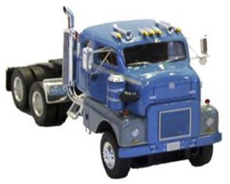 International RDFC-405 Tractor (Gulfstream Blue/Grey)