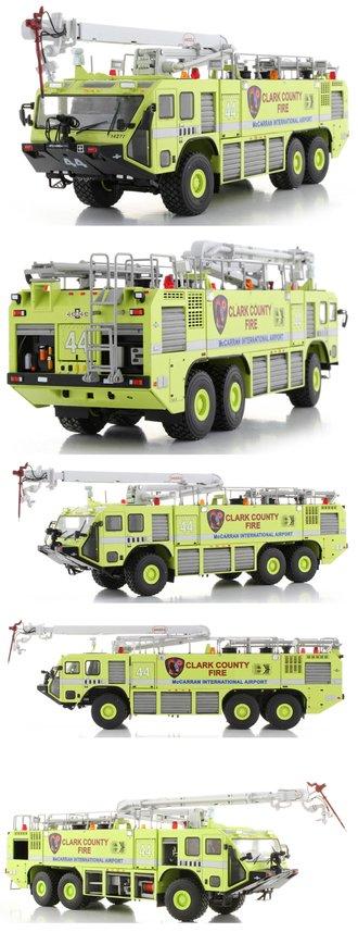 "Oshkosh Striker 3000 Airport Crash Truck ""Las Vegas"""