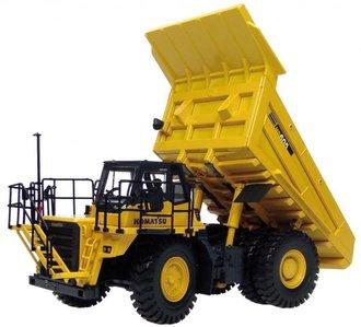 Komatsu HD 605 Off-Road Dump-Truck