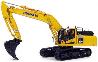 Komatsu PC 490 LC-10