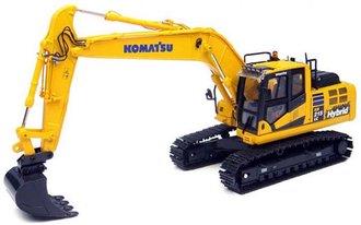 Komatsu HB 215 LC-2