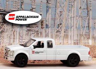 "1:43 Ford F-250 Super Duty Pickup ""American Electric Power - Appalachian Power"""