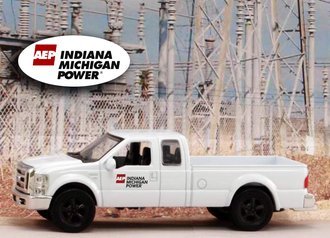 """1:43 Ford F-250 Super Duty Pickup """"American Electric Power - Indiana Michigan Power"""""""