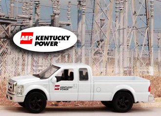 """1:43 Ford F-250 Super Duty Pickup """"American Electric Power - Kentucky Power"""""""
