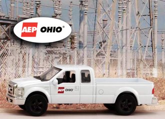 "1:43 Ford F-250 Super Duty Pickup ""American Electric Power - Ohio"""