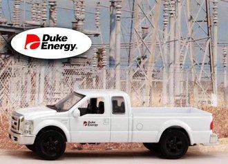 "1:43 Ford F-250 Super Duty Pickup ""Duke Energy"""