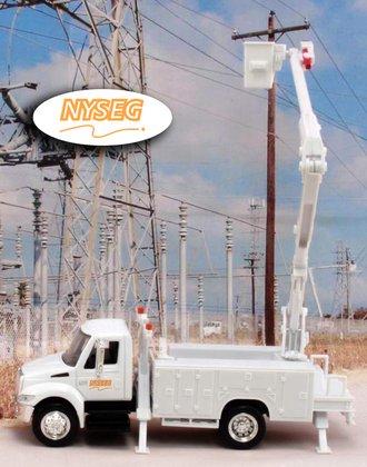 "1:43 International Bucket Truck ""New York State Electric & Gas"""