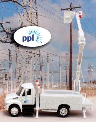 "1:43 International Bucket Truck ""Pennsylvania Power & Light"""