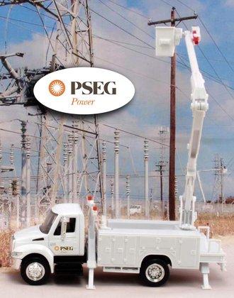 """1:43 International Bucket Truck """"PSEG Power - New Jersey"""""""