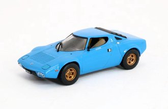 1974 Lancia Stratos (Blue)