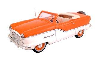 1959 Nash Metropolitan Open Convertible (Orange/White)