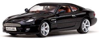 1:43 Aston Martin DB7GT (Nero Black)