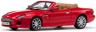1:43 Aston Martin DB7 Vantage Volante (Red)