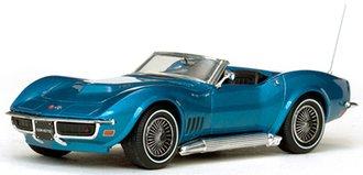 1968 Corvette Convertible (Blue)