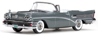 1958 Buick Special Convertible (Gray)