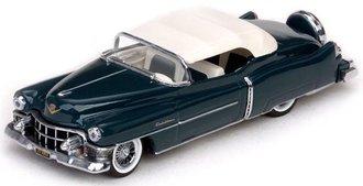 1953 Cadillac Closed Convertible (Berkshire Blue)