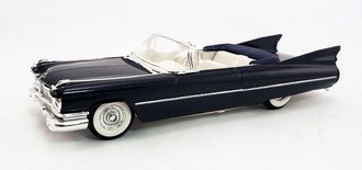 1959 Cadillac Type 62 (Open) (Blue Metallic)