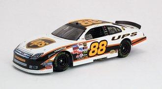 """2006 Ford Fusion """"UPS #88, Dale Jarrett"""" (White)"""