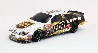 "2003 Ford Taurus ""UPS #88, Dale Jarrett"" (White/Brown)"