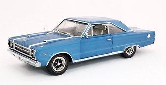 1967 Plymouth GTX (Light Blue)