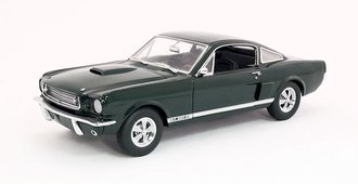 1965 Ford Mustang GT (Dark Green)