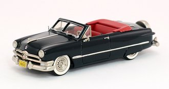 1950 Ford Convertible (Black)