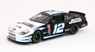 "2002 Ford Taurus ""#12 Ryan Newman"" (Black/White)"