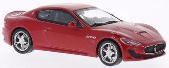 1:43 2013 Maserati Gran Turismo McStradale (Red)
