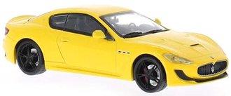1:43 2013 Maserati Gran Turismo McStradale (Yellow)