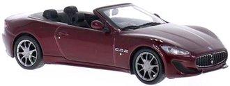 2013 Maserati GranCabrio Sport (Dark Red)