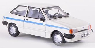 1:43 1984 Ford Fiesta MKII (White)