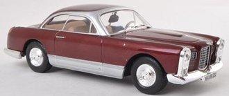 1958 Facel Vega FV (Dark Red/Silver)