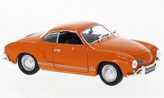 1:43 1962 VW Karmann Ghia (Orange)