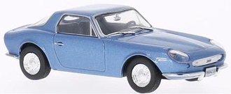 1964 DKW GT Malzoni (Metallic Blue)