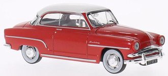 1953 Simca Aronde Grand Large (Red/White)