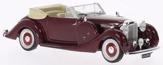 1938 Lagonda LG 6 DHC (Dark Red)