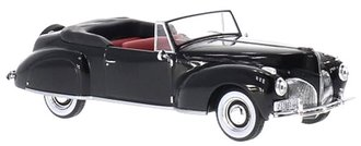1:43 1939 Lincoln Continental (Black)