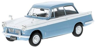 1959 Triumph Herald (Light Blue/White)