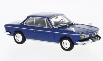 1966 BMW 2000 CS (Blue Metallic)