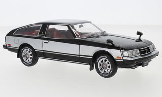 1:24 1978 Toyota Celica XX (Black/Silver)